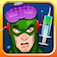 American Super Hero Celebrity Crazy Surgeon Hospital - A Fun Virtual Doctor Surgery Office & Clinic To Cure Super Power Heros For Boys & Girls